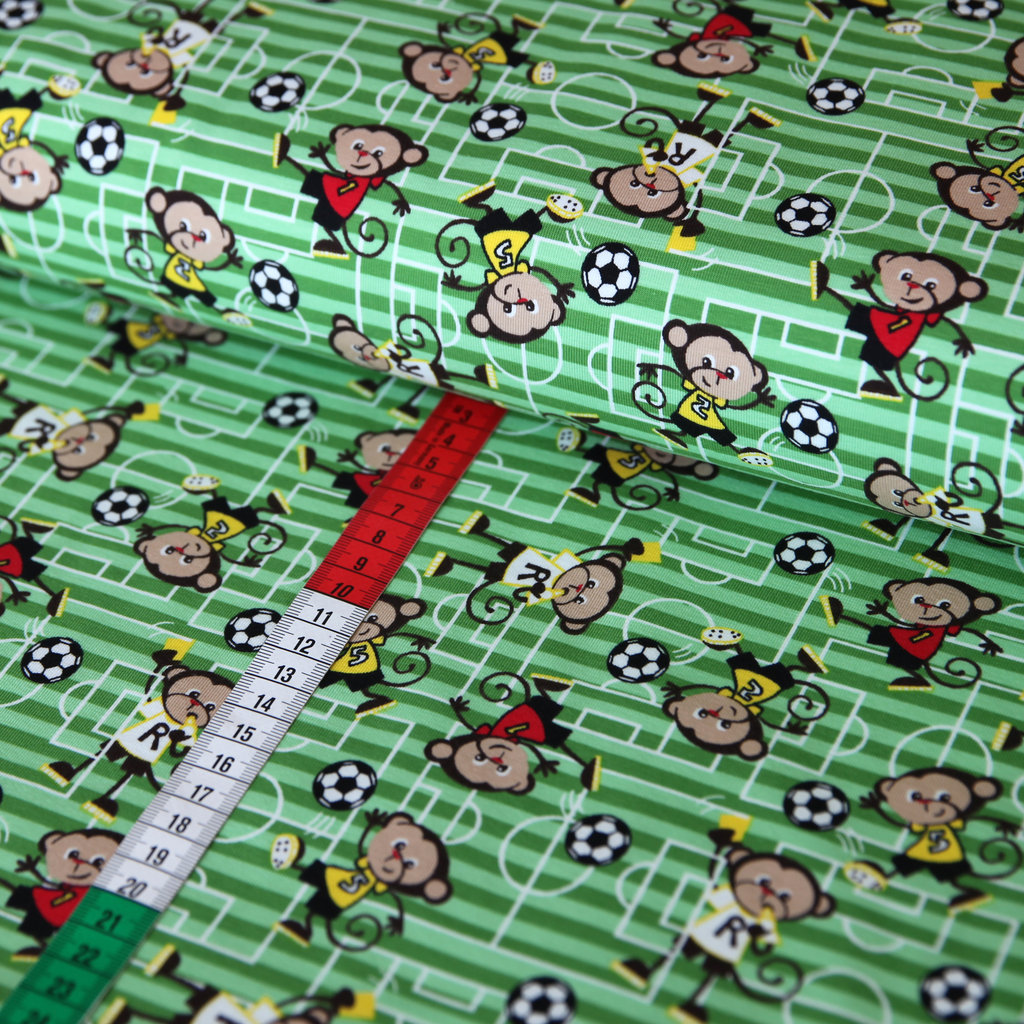 Jersey Stoff Fußball